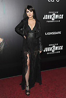 NEW YORK, NY - MAY 09: Lia Sheleshi attends the &quot;John Wick: Chapter 3&quot; world premiere at One Hanson Place on May 9, 2019 in New York City.     <br /> CAP/MPI/JP<br /> &copy;JP/MPI/Capital Pictures