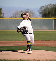 Lucas Knowles - 2019 Central Arizona College Vaqueros (Bill Mitchell)