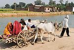 INDIA Uttar Pradesh low caste and dalit women in villages in Bundelkhand / INDIEN Uttar Pradesh, Frauen unterer Kasten und Kastenlose Frauen in Doerfern in Bundelkhand