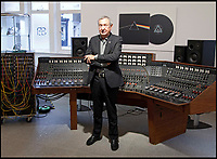 Pink Floyd's recording console sells for 1.4 million.