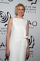 NEW YORK, NY - JANUARY 3: Greta Gerwig at the New York Film Critics Circle Awards at TAO Downtown in New York City on January 3, 2018. <br /> CAP/MPI/JP<br /> &copy;JP/MPI/Capital Pictures