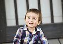 Luis A 8 Month Baby Bee 3 of 4