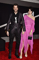 WESTWOOD, CA - FEBRUARY 05: Stefan Kapicic (L) and Ivana Horvat attend the Premiere Of 20th Century Fox's 'Alita: Battle Angel' at Westwood Regency Theater on February 05, 2019 in Los Angeles, California.<br /> CAP/ROT/TM<br /> ©TM/ROT/Capital Pictures