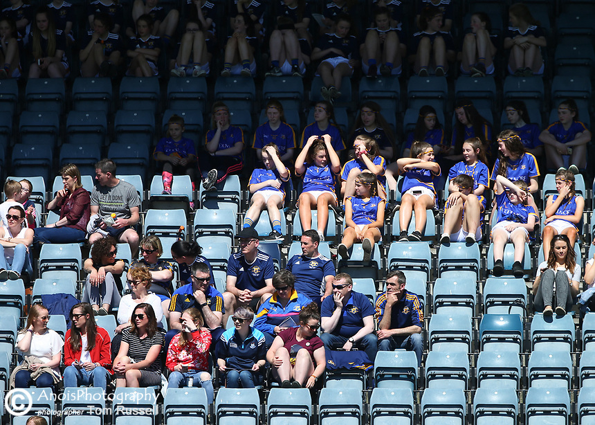 Parnel Park; LGFA Division 2 Final 2018; Tipperary v Cavan