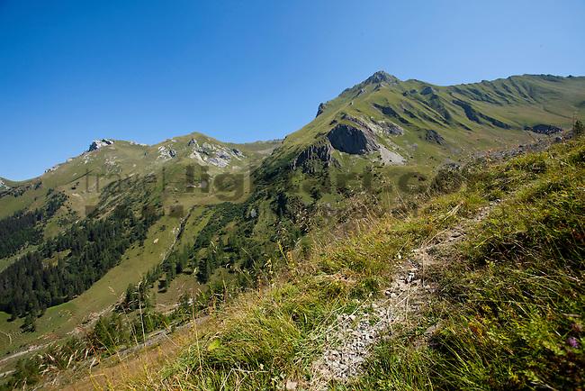 Rappenstein, Hochspieler, Lawenatal, Triesen, Liechtenstein.