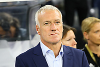 Nationaltrainer Didier Deschamps (Frankreich, France) - 06.09.2018: Deutschland vs. Frankreich, Allianz Arena München, UEFA Nations League, 1. Spieltag