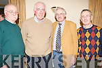 KERINS O'RAHILLY: Part of the Kerins O'Rahilly team having a great time at the Coiste Tra? Li? Scor held at Strand Road on Thursday l-r: Mick Dooley, Eigene McGrath, Dave Hegarty and Brendan McCarthy.