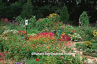 Hummingbird & butterfly garden Marion Co. IL
