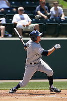 June 5, 2010: Drew Hillman of UC Irvine during NCAA Regional game against Kent State at Jackie Robinson Stadium in Los Angeles,CA.  Photo by Larry Goren/Four Seam Images