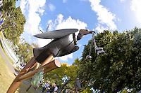 Jonathan Campbell, Dies Irae, Shapeshifter 2014, Civic Gardens, Lower Hutt, Wellington, New Zealand on Sunday 2 March2014.<br /> Photo by Masanori Udagawa.<br /> www.photowellington.photoshelter.com.