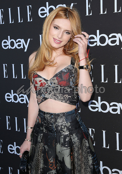 20 May 2015 - Hollywood, California - Bella Thorne. 6th Annual ELLE Women In Music Celebration presented by eBay held at Boulevard 3. Photo Credit: F. Sadou/AdMedia