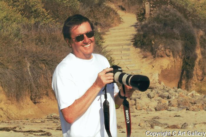 Alan Mahood, photographer