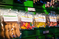 Marijuana products at the Natural Remedies store in Denver, Colorado, Thursday, November 14, 2013. <br /> <br /> Photo by Matt Nager