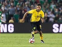 Pasadena, CA - Thursday June 09, 2016: Giles Barnes during a Copa America Centenario Group C match between Mexico (MEX) and Jamaica (JAM) at Rose Bowl Stadium.