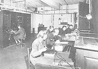 BNPS.co.uk (01202 558833)<br /> Pic: SpenceWillard/BNPS<br /> <br /> The frontline station in WW2...<br /> <br /> Listen Up...WW2 radar station that helped The Few defeat Goerings Luftwaffe for sale.<br /> <br /> A historic Battle of Britain radar station has emerged for sale for almost £1million after it was converted into an ultra-modern holiday home.<br /> <br /> The Old Radar Station is located on St Boniface Down, near Ventnor, on the highest point of the Isle of Wight.<br /> <br /> Built in 1938 to defend British shores as the threat of war loomed, it offers breathtaking 360 degree views across the island and the English Channel.