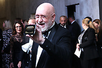 Albert WATSON,at the red carpet of the Pirelli Calendar launch 2019,Hangar Biccoca,MILANO,05.12.2018 Credit: Action Press/MediaPunch ***FOR USA ONLY***