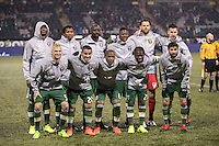 Portland Timbers vs Vancouver Whitecaps, February 15, 2017