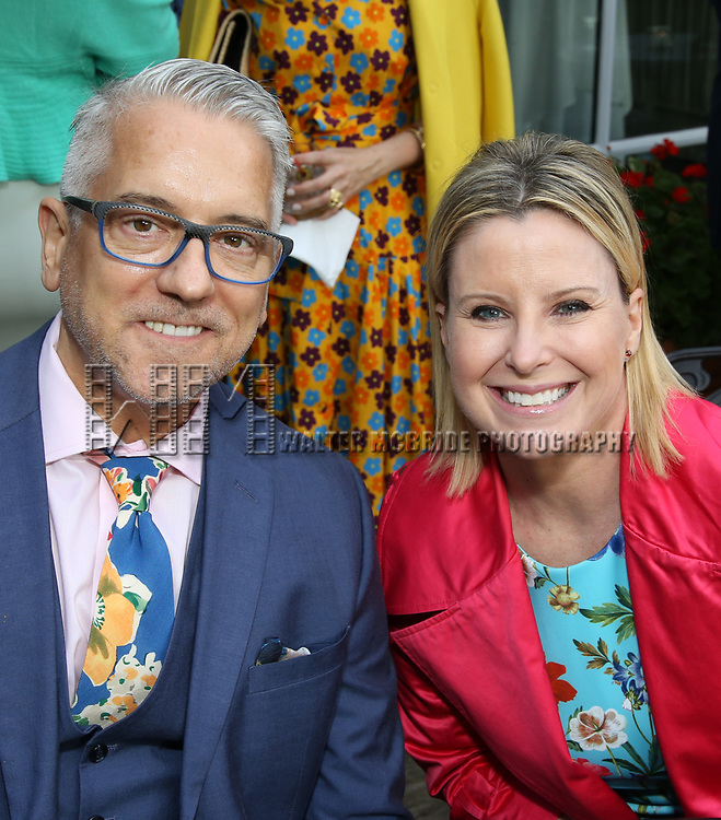 William Butler and Michelle Kittrell attends the Urban Stages' 35th Anniversary celebrating Women in the Arts at the Central Park Boat House on May 15, 2019 in New York City.