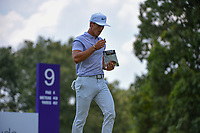 Thorbjorn Olesen (DEN) heads down 9 during round 3 of the WGC FedEx St. Jude Invitational, TPC Southwind, Memphis, Tennessee, USA. 7/27/2019.<br /> Picture Ken Murray / Golffile.ie<br /> <br /> All photo usage must carry mandatory copyright credit (© Golffile | Ken Murray)
