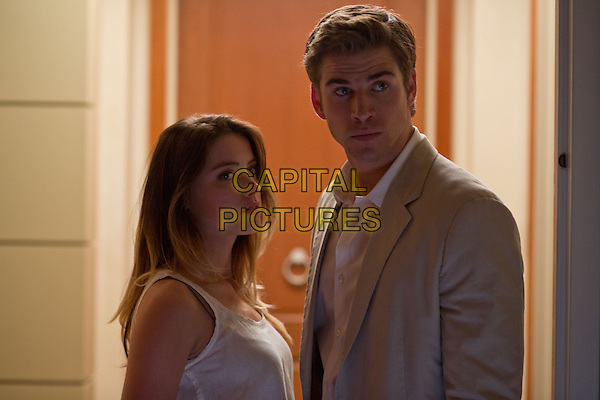 Amber Heard &amp; Liam Hemsworth<br /> in Paranoia (2013) <br /> *Filmstill - Editorial Use Only*<br /> CAP/FB<br /> Image supplied by Capital Pictures