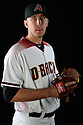 Arizona Diamondbacks Scott Rice (59) during photo day on February 28, 2016 in Scottsdale, AZ.