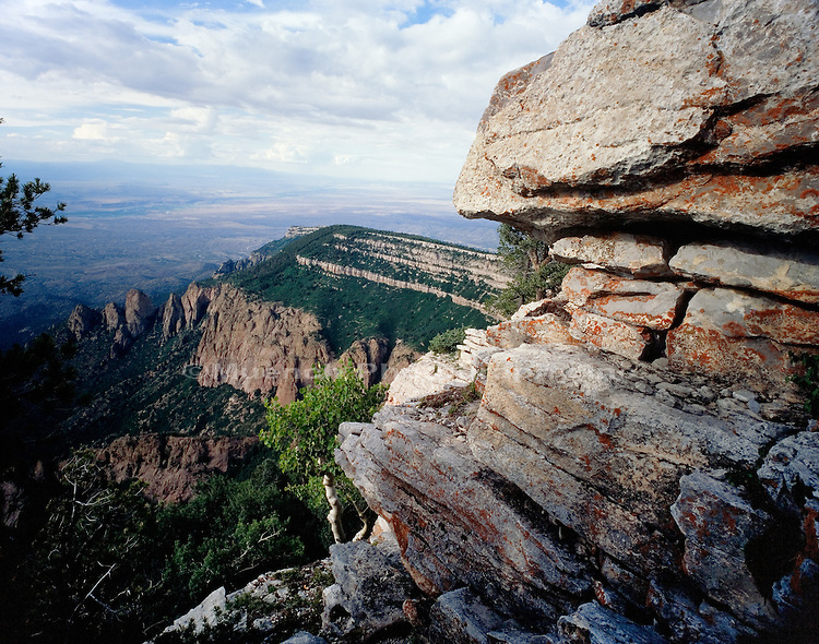 Sandia Crest,  Sandia Wilderness