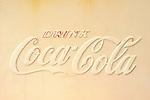 Super's Junkin Company. Faded old Coca-Cola sign.