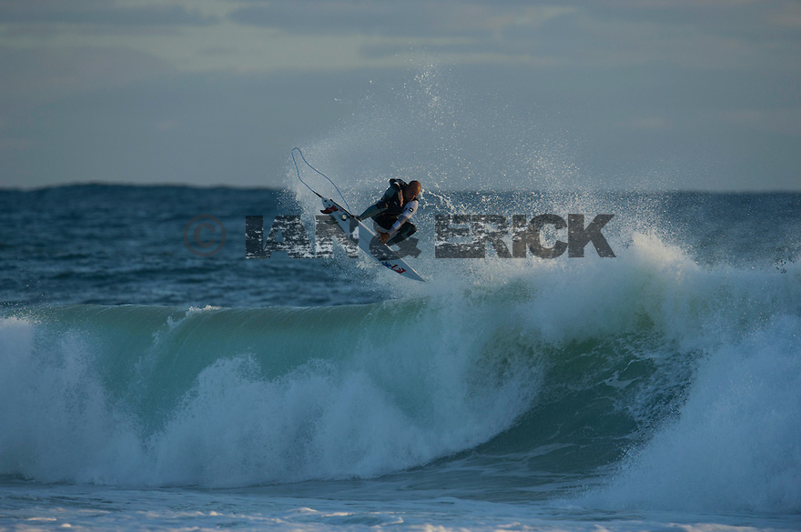 Kelly Slater at Gas Bay in western Australia.