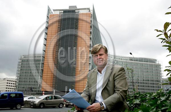 BRUSSELS - BELGIUM - 31 MAY 2007 -- Stefan LORENTZSON, Head of Volvo Group Representation in Brussels. Photo: Erik Luntang/EUP-IMAGES