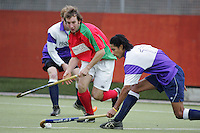 Old Loughtonians HC vs Canterbury HC 12-12-04