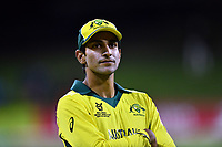 Australia's captain Jason Sangha seen dejected after his team's loss during the ICC U-19 Cricket World Cup 2018 Finals between India v Australia, Bay Oval, Tauranga, Saturday 03rd February 2018. Copyright Photo: Raghavan Venugopal / © www.Photosport.nz 2018 © SWpix.com (t/a Photography Hub Ltd)