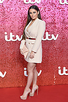 Courtney Green<br /> at the ITV Gala 2017 held at the London Palladium, London<br /> <br /> <br /> ©Ash Knotek  D3349  09/11/2017