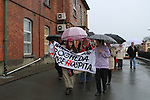 Cottage Hospital Protest 12/12/11