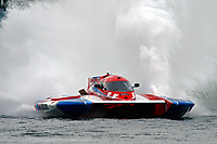 "Marc Theoret/Ghislain Marcoux, GP-444 ""GP Valleyfield"" (Grand Prix Hydroplane(s)"