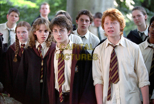 EMMA WATSON, DANIEL RADCLIFFE & RUPERT GRINT.in Harry Potter And The Prisoner Of Azkaban.Filmstill - Editorial Use Only.CAP/AWFF.Supplied by Capital Pictures.