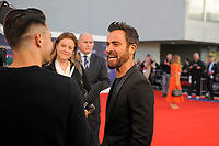 LONDON, ENGLAND - SEPTEMBER 13:   Justin Theroux attending the World premiere of the new Netflix series 'Maniac' at Southbank Centre on September 13, 2018 in London, England.<br /> CAP/MAR<br /> &copy;MAR/Capital Pictures