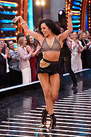 "Amy Dowden<br /> at the launch of ""Strictly Come Dancing"" 2018, BBC Broadcasting House, London<br /> <br /> ©Ash Knotek  D3426  27/08/2018"