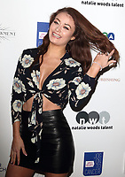Jess Impiazzi attends James Ingham's 'Jog-On to Cancer' 7th annual party raising funds for Cancer Research UK, at Proud Embankment, London on April 10th 2019<br /> CAP/ROS<br /> ©ROS/Capital Pictures