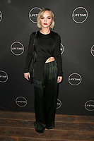 WEST HOLLYWOOD, CA - JANUARY 9: Christina Ricci at the Lifetime Winter Movies Mixer at Studio 4 in West Hollywood, California on January 9, 2019.  <br /> CAP/MPI/FS<br /> &copy;FS/MPI/Capital Pictures