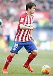 Atletico de Madrid's Oliver Torres during La Liga match. February 6,2016. (ALTERPHOTOS/Acero)
