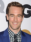 LOS ANGELES, CA - NOVEMBER 13: James Van Der Beek  arrives at the GQ Men Of The Year Party at Chateau Marmont Hotel on November 13, 2012 in Los Angeles, California.