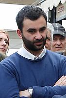 Presentazione dei candidati al consiglio comunale di Napoli del movimento cinque stelle<br /> Gennaro Nocera
