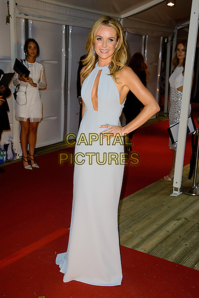 LONDON, ENGLAND - JUNE 03: Amanda Holden attends Glamour Women Of The Awards in Berkeley Square on June 03, 2014 in London, England. <br /> CAP/CJ<br /> &copy;Chris Joseph/Capital Pictures