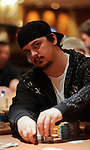 Steve Billirakis is near the chip lead at the end of play on Day 2 of the NAPT Venetian Main Event.