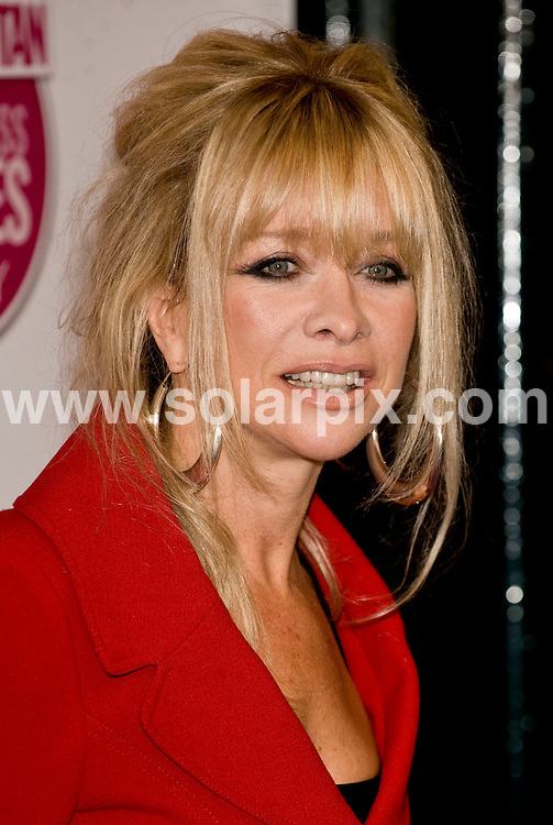**ALL ROUND PICTURES FROM SOLARPIX.COM**.**WORLDWIDE SYNDICATION RIGHTS**.The Cosmopolitan Fun Fearless Women Awards. Held at Banqueting House, Whitehall, London. 5th November 2008..This picture: Jo Wood..JOB REF: 7803 SSD     DATE: 05_11_2008.**MUST CREDIT SOLARPIX.COM OR DOUBLE FEE WILL BE CHARGED* *UNDER NO CIRCUMSTANCES IS THIS IMAGE TO BE REPRODUCED FOR ANY ONLINE EDITION WITHOUT PRIOR PERMISSION*
