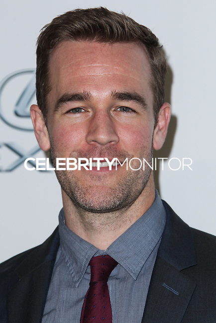 BURBANK, CA - OCTOBER 19: James Van Der Beek at the 23rd Annual Environmental Media Awards held at Warner Bros. Studios on October 19, 2013 in Burbank, California. (Photo by Xavier Collin/Celebrity Monitor)