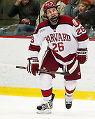 Luke Greiner (Harvard - 26) - The Harvard University Crimson defeated the visiting Rensselaer Polytechnic Institute Engineers 4-0 (EN) on Saturday, November 10, 2012, at Bright Hockey Center in Boston, Massachusetts.