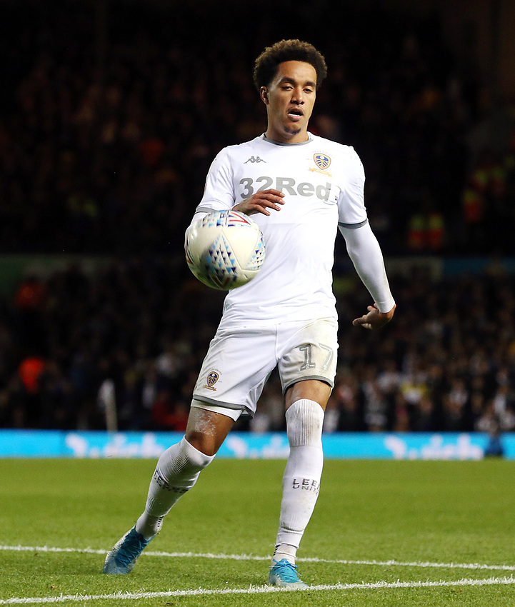 Leeds United's Helder Costa<br /> <br /> Photographer Rich Linley/CameraSport<br /> <br /> The EFL Sky Bet Championship - Tuesday 1st October 2019  - Leeds United v West Bromwich Albion - Elland Road - Leeds<br /> <br /> World Copyright © 2019 CameraSport. All rights reserved. 43 Linden Ave. Countesthorpe. Leicester. England. LE8 5PG - Tel: +44 (0) 116 277 4147 - admin@camerasport.com - www.camerasport.com