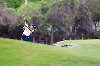 Louis Oosthuizen (RSA) on the 12th during the 3rd round at the WGC Dell Technologies Matchplay championship, Austin Country Club, Austin, Texas, USA. 24/03/2017.<br /> Picture: Golffile | Fran Caffrey<br /> <br /> <br /> All photo usage must carry mandatory copyright credit (&copy; Golffile | Fran Caffrey)