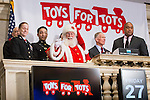 Marine Toys for Tots Foundation 11.27.15